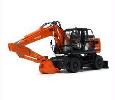 HITACHI ZX140W-6 (NEW RELEASE) diecast Wheeled Excavator, 1:50, TMC (+KEYRING)