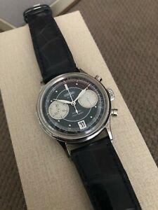 Kurono Tokyo - Hajime Asaoka Chronograph 1 Chronograph - Black Dial