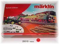 "Märklin 29310 Startpackung ""Forstwirtschaft""  #NEU in OVP#"