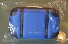 "ANA Business Class All Nippon Airways Amenity Kit ""Globe Trotter"" Blau Neu !"