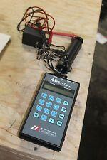Meriam DP2000i Meri-Cal 200IN H20  Manometer Calibrator WITH POWER SUPPLY