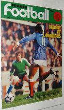 FRANCE FOOTBALL 1715 27/02 1979 FRANCE-LUXEMBOURG 3-0 TRESOR SPECHT JEANDUPEUX