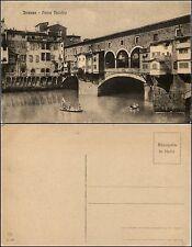 Firenze, R. ponte Vecchio, nuova ottimo stato