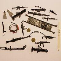 Collection Lot of 1982 1983 G.I. JOE COBRA ARAH GUNS/WEAPONS ETC... YOU PICK
