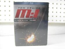 Mission: Impossible - Extreme Blu-ray Trilogy (Blu-ray, 2011, 3-Disc Boxset) New