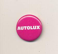 Autolux Future Perfect RARE promo button '04