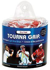 Tourna Grip Original Blue - 30 Pack Pouch Overgrip Overgrips Tennis Badminton