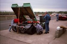 PHOTO  DAVID PIPER'S PORSCHE 917K-010 DICKIE ATTWOOD  SILVERSTONE 7TH JUNE 1986