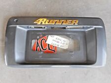 96-98 Toyota 4Runner OEM Liftgate License Plate Tailgate Handle Mount Trim Plate