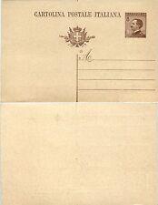 VITTORIO EMANUELE III-MICHETTI-1925-CP 40 cent(C56)-Nuova