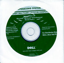 Dell Windows XP Pro Sp 2  Reinstall CD