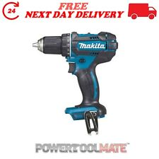 Next Day Delivery - Makita DHP482Z 18v LXT Li-Ion CombiDrill 2-Speed Blue Naked