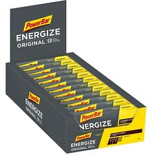 Power Bar Energize Original Cookies&Cream (25x55g), 25 Units Cookies & Cream