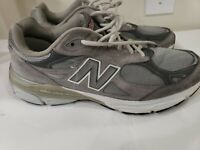 New Balance 990 Encap gray running shoes made in USA MW990GL3 sneakers Men's 11
