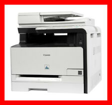 Canon ImageCLASS MF8050CN Printer -- REFURBISHED ! -- w/ Toners / Drums !!!