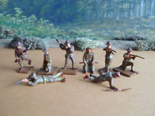 Painted Plastic American 1:72 & HO/OO Scale Toy Soldiers