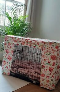 Dog / Puppy bed crate cage cover new