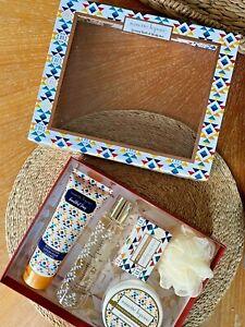 Nanette Lepore Beautiful Times Luxury Bath & Body Set New in GIFT BOX Vanilla