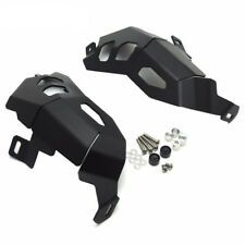 Black Cylinder Head Guards Protector Cover Engine For BMW R1200RT R1200GS ADV