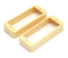 Cream Mini Humbucker Pickup Rings for Gibson Les Paul Deluxe® PC-0747-028