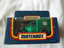 MATCHBOX Made in Macao MB 38 Model FORD A Canada Dry
