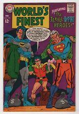 Worlds Finest #173 nice 1st SA appearance Two-Face 1968 DC Superman Batman Robin