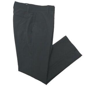 Callaway Men's 32 x 30 Black 5 Pocket Performance Golf Pants Tour Stretch