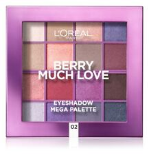 L'OREAL Paradise Eyeshadow Palette Berry Much Love 17g - NEW Sealed