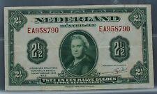 Nederland - Netherlands - 2 1/2 gulden 1943 - 2,5 gulden 1943