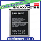BATTERIE INTERNE NEUVE SAMSUNG GALAXY NOTE 2 N7100 EB595675LU
