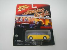 Johnny Lightning American Graffiti 1958 Austin-Healey Sprite Real Riders