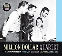 The Million Dollar Quartet - Legendary Session [New CD] UK - Import