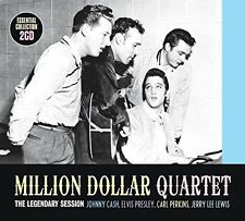 The Million Dollar Quartet - Legendary Session [New CD] UK - Import