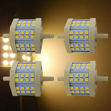 UK 4x J78 LED Security Flood Light LED Bulb R7s Replacement Halogen Floodlight