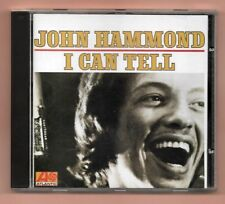 RARE CD ★ JOHN HAMMOND - I CAN TELL ★ ALBUM 16 TRACKS