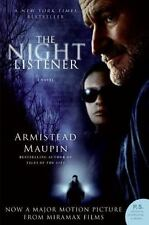 P. S.: The Night Listener by Armistead Maupin (2006, Paperback, Movie Tie-In)