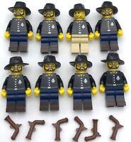 LEGO NEW MINIFIGURE FRANKENSTINE ROCKSTAR TORSO PART WITH LOCK CHAINS PATTERN