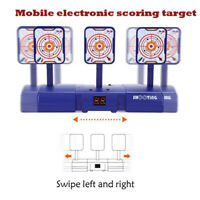 Mobile Electronic Digital Scoring Move Target Boys Girls Indoor / Outdoor Toy B