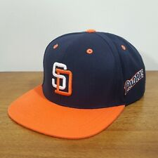 San Diego Padres American Needle Cooperstown Collection Snapback Hat Cap MLB