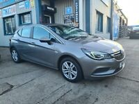 VAUXHALL ASTRA AUTOMATIC SPARES OR REPAIRS