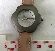 Vintage Battery Operated Mizz Quartz Fashion Watch #2035 IPC Media 2001