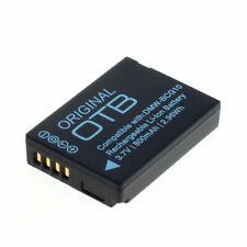 OTB Batterie Accu pour Panasonic DMW-BCG10E