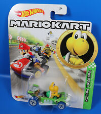 Koopa Troopa Mario Kart Hot Wheels Ggv85 Circult Spezial