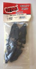 OFNA #40201 Front & Rear Upper Arms NEW Titan Monster RC Part