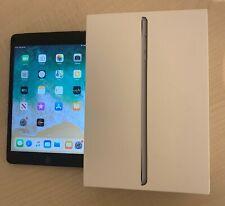 Apple iPad mini 3 Space Gray Retina 16GB Wi-Fi 4G Cellular 7.9in (Unlocked)