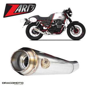 MOTO GUZZI V7 II RACER 2017 Scarico ZARD RC ZG079SSR