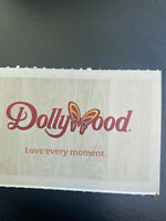 4 DOLLYWOOD TICKETS Tickets Expires 1/2/21