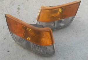 78-94 SAAB 900 Classic pair of OEM corner turn lights by Hella