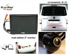 vw transporter t5 t4 camper caravelle   Wireless Rear reversing camera parking