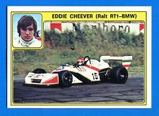 SUPER AUTO - Panini 1977 -Figurina-Sticker n. 29 - EDDIE CHEEVER -New